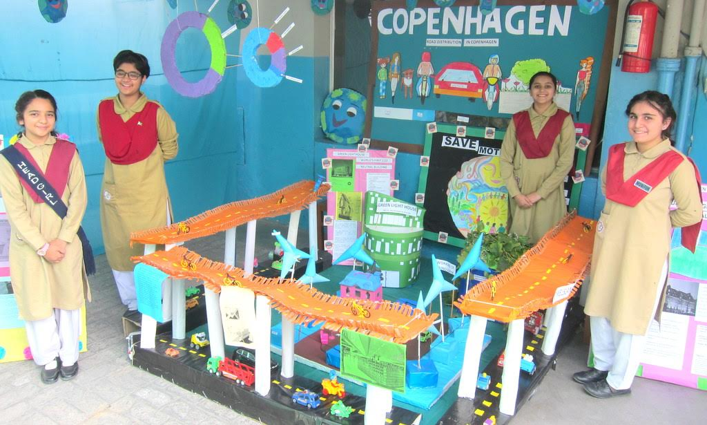 SLS School celebrates World Cities Day