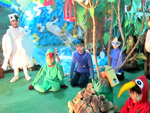 Montessori Theme Display at SLS